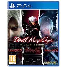 Devil May Cry HD Collection - PS4 - Hra pro konzoli