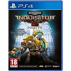 Warhammer 40,000: Inquisitor - Martyr - PS4 - Hra pro konzoli