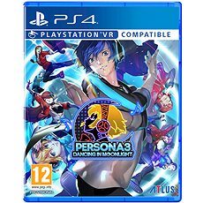 Persona 3: Dancing in Moonlight - PS4 - Hra pro konzoli