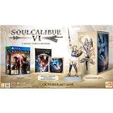SoulCalibur 6 Collectors Edition - PS4 - Hra pro konzoli
