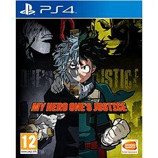 My Hero Ones Justice - PS4 - Hra pro konzoli
