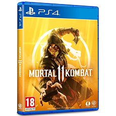 Mortal Kombat 11 - PS4 - Hra pro konzoli