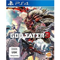 God Eater 3  - PS4 - Hra pro konzoli