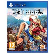 One Piece: World Seeker - PS4 - Hra pro konzoli