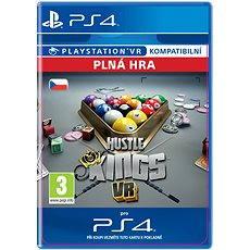 Hustle Kings VR - PS4 CZ Digital - Hra pro konzoli