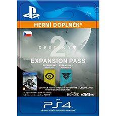 Destiny 2 Expansion Pass - PS4 CZ Digital - Herní doplněk
