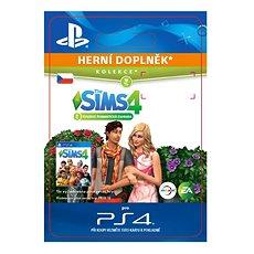 The Sims 4 Romantic Garden Stuff - PS4 CZ Digital - Herní doplněk