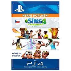 The Sims 4 Deluxe Party Ed. Upgrade - PS4 CZ Digital - Herní doplněk