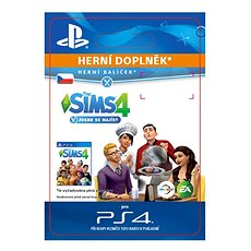 The Sims 4 Dine Out - PS4 CZ Digital - Herní doplněk