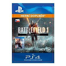 Battlefield 1 Turning Tides - PS4 CZ Digital - Herní doplněk