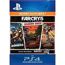 Far Cry 5 Season Pass - PS4 CZ Digital - Herní doplněk