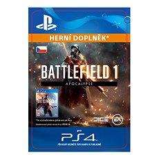 Battlefield 1 Apocalypse - PS4 CZ Digital - Herní doplněk