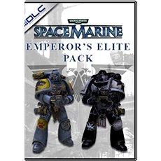 Warhammer 40,000: Space Marine - Emperors Elite Pack - Herní doplněk