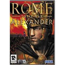Rome: Total War - Alexander - Hra pro PC