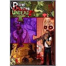 Pixel Puzzles: UndeadZ - Hra pro PC