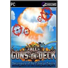 All Guns On Deck (PC) - Hra pro PC
