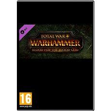 Total War: WARHAMMER - Blood for the Blood God DIGITAL - Herní doplněk