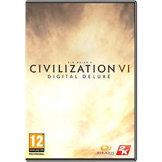 Sid Meier's Civilization VI Digital Deluxe + BONUS DIGITAL - Hra pro PC