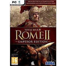 Total War: ROME II - Emperor Edition (PC) DIGITAL - Herní doplněk
