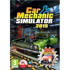 Car Mechanic Simulator 2015 - DeLorean DLC (PC/MAC) CZ DIGITAL - Herní doplněk
