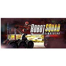 Robot Squad Simulator 2017 (PC) PL DIGITAL - Hra pro PC