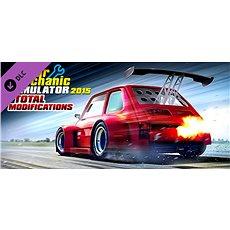 Car Mechanic Simulator 2015 - Total Modifications DLC (PC/MAC) DIGITAL - Herní doplněk