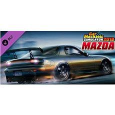 Car Mechanic Simulator 2018 - Mazda DLC (PC) PL DIGITAL - Herní doplněk