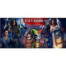 Hidden Object 5-in-1 Bundle (PC) PL DIGITAL - Hra pro PC
