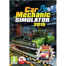 Car Mechanic Simulator 2015 - Car Stripping DLC (PC/MAC) DIGITAL - Hra pro PC