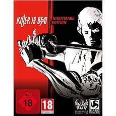 KILLER IS DEAD - Nightmare Edition (PC) DIGITAL - Hra pro PC