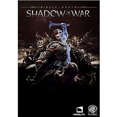 Middle-Earth: Shadow of War Starter Bundle (PC) DIGITAL - Hra pro PC