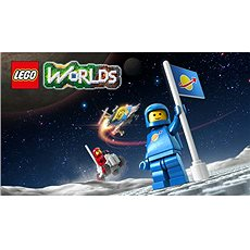 LEGO Worlds: Classic Space Pack (PC)  DIGITAL - Hra pro PC
