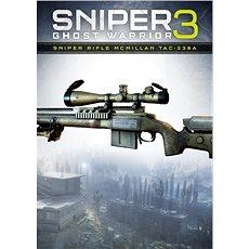 Sniper Ghost Warrior 3 - Sniper Rifle McMillan TAC-338A (PC) DIGITAL - Hra pro PC
