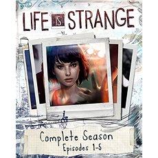 Life is Strange Complete Season (Episodes 1-5) (PC) DIGITAL - Hra pro PC