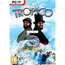 Tropico 5 (PC) DIGITAL - Hra pro PC