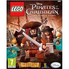 Lego Piráti z Karibiku (PC) DIGITAL - Hra pro PC