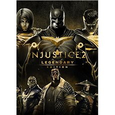 Injustice 2 Legendary Edition (PC) DIGITAL - Hra pro PC