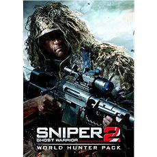 Sniper Ghost Warrior 2: World Hunter Pack (PC) DIGITAL - Hra pro PC