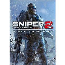 Sniper Ghost Warrior 2: Siberian Strike (PC) DIGITAL - Hra pro PC