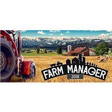 Farm Manager 2018 (PC) DIGITAL - Hra pro PC