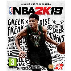 NBA 2K19 (PC) DIGITAL - Hra pro PC