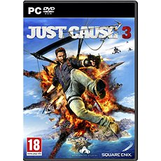 Just Cause 3 (PC) DIGITAL (CZ) - Hra pro PC