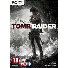Tomb Raider (PC) DIGITAL (CZ) - Hra pro PC