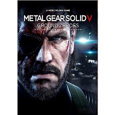 Metal Gear Solid V Ground Zeroes (PC) DIGITAL (CZ REGION) - Hra pro PC