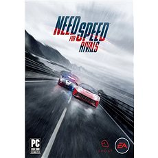 Need for Speed Rivals (PC) DIGITAL (CZ) - Hra pro PC