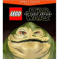 LEGO STAR WARS: The Force Awakens Jabba's Palace Character Pack (PC) DIGITAL (CZ) - Hra pro PC