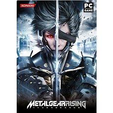 Metal Gear Rising Revengeance (PC) DIGITAL (CZ) - Hra pro PC