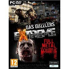 Gas Guzzlers Extreme: Full Metal Zombie DLC (PC) DIGITAL (CZ) - Hra pro PC