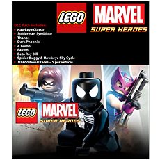 LEGO Marvel Super Heroes: Super Pack DLC (PC) DIGITAL (CZ) - Hra pro PC