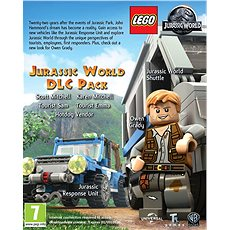LEGO Jurassic World: Jurassic World DLC Pack (PC) DIGITAL (CZ) - Hra pro PC